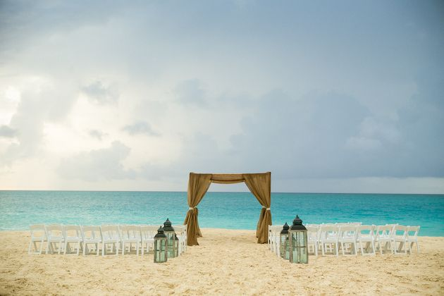 Real Wedding: Ian & Arielle, Turks & Caicos Destination Wedding