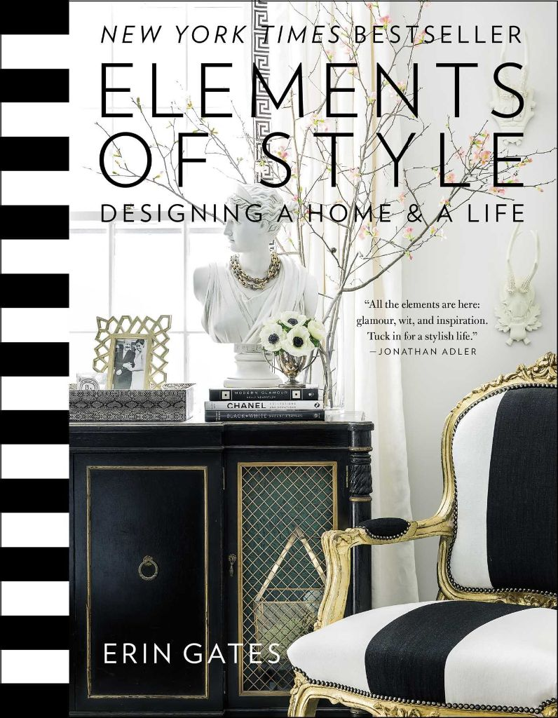 Elements Of Style U2013 The Cover Alone Won Me Over, The Black And White Style  Stands Out Beautifully With Colorful Books.